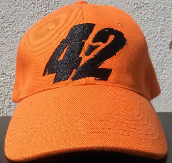 Bait 42 Basecap Orange